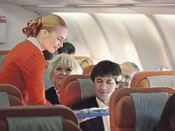 Закрытое для иностранцев небо РФ компенсируют платным питанием у Аэрофлота