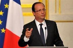 """Получит ли Россия """"Мистрали"""" зависит от ситуации в Украине – Олланд"""