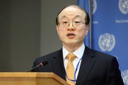 Китай озвучил план урегулирования проблемы в Крыму