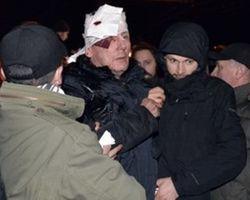 """Кличко проведал Луценко в больнице и заявил о """"варварстве власти"""""""