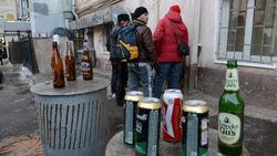 Российских алкоголиков испугают страшными картинками на этикетках бутылок