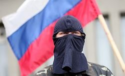 Боевики захватили супермаркет и мебельное предприятие в Донецке