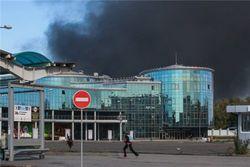 Если сдадим аэропорт в Донецке, рухнет вся линия обороны – военные эксперты