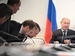 Путин тасует элиты