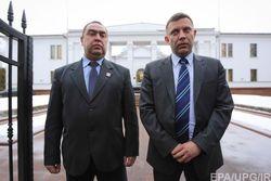 Путин готов поменять главарей ДНР и ЛНР
