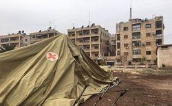 В Алеппо погибла российская военнослужащая-медик