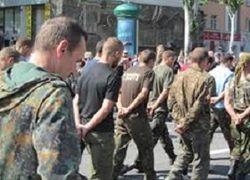Из плена на Донбассе освободили 9 украинских военных