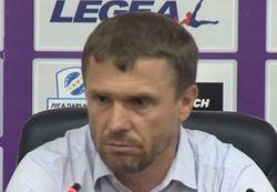 Экс-тренер киевского «Динамо» Ребров перебрался в Саудовскую Аравию