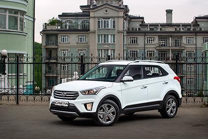 Hyundai анонсировал самый доступный кроссовер в России