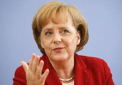 Меркель говорит о недопустимости новой войны в Европе