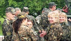 Минобороны провело ротацию женщин-военных из санчастей