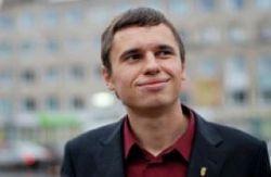 "Из-за рака умер 25-летний депутат Луцкого горсовета от ""Свободы"" А. Калахан"