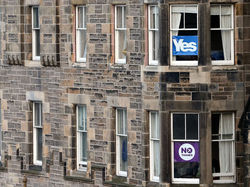 Букмекеры прогнозируют, что Шотландия останется в составе Великобритании