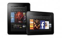 Amazon выпускает на рынок бюджетные планшеты Fire HD 6 и Fire HD 7