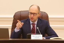 Яценюк отстранил от должности заместителя главы ГСЧС Бойко