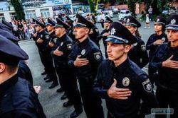 В новой полиции Украины вызревают проблемы старой милиции