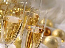 Как отличить настоящее шампанское от фальсификата? Только по пузырькам!