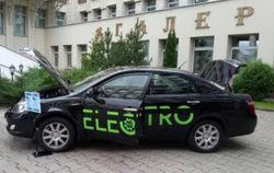 Количество зарядных станций для автомобилей в Беларуси возрастет
