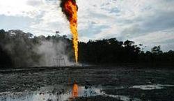 На Кубани из-за незаконной врезки произошел прорыв нефтепровода