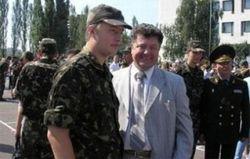 Старший сын Петра Порошенко служит в зоне АТО