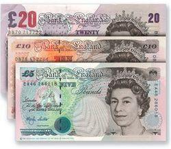 Британский фунт снизился на 0,18% против курса доллара на Форекс