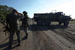 """Российские войска нанесли удар по украинским военным в секторе """"Д"""""""