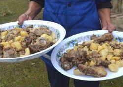 Власти Кыргызстана озаботились продовольственной безопасностью