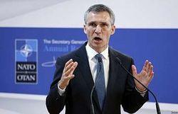 Столтенберг: НАТО утвердит пакет помощи для Украины