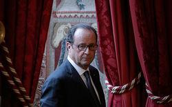 Олланд не будет больше баллотироваться на пост президента Франции