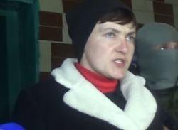 Украинцы просят Обаму содействовать в освобождении Савченко
