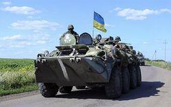 Прорвавшаяся в Приазовье российская колонна отступает к границе – СМИ