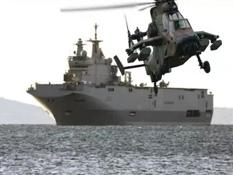 Франция ответила России: «Мистрали» пока поставляться не будут