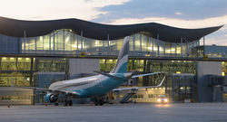 Аэропорт «Борисполь» просит защиты у МВД