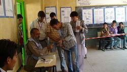 В Афганистане проходят президентские выборы