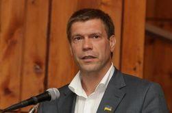 Экс-регионала Царева в Николаеве назвали русским фашистом и облили водой