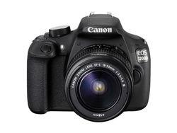 Canon вывела на рынок бюджетную зеркалку EOS 1200D