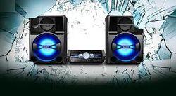Аудиосистема SHAKE-66D от Sony превратит комнату в ночной клуб