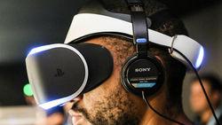 Шлем Sony Morpheus практически готов