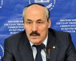 Глава Дагестана Абдулатипов поддержал Кадырова в противостоянии с силовиками