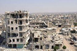Почему Запад не верит в гуманитарную миссию России в Алеппо