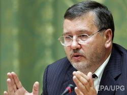 Пока в Донбассе есть военные РФ, никаких выборов там быть не может – Гриценко