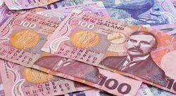 Доллар значительно поднялся к киви