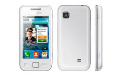 Самый популярный смартфон в Tele2 - Samsung Wave 525