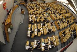 Госдума жалуется: не все депутаты оказались в «черном списке» ЕС и США