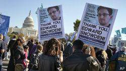 В Америке многие считают Сноудена героем