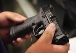Вооруженный пистолетом мужчина пытался попасть на Майдан