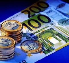 Курс евро на Forex торгуется во флете в начале американской сессии