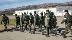 Над всеми 193 базами ВС Украины в Крыму реют российские триколоры