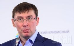 В зону АТО за сутки отправились тысячи бойцов – Луценко