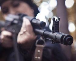 В Ливане готовят женщин-боевиков для Сирии